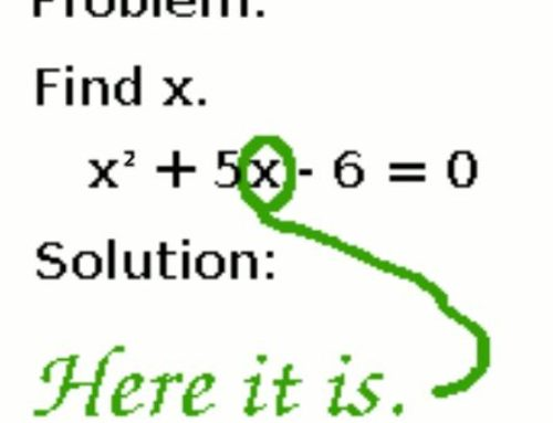 Isolating a Variable